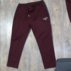 BERGDORF X KITH COLLAB LIMITED EDITION TRACK PANTS